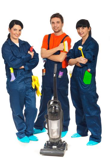 Team för hushållsnära tjänster
