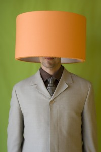 Smarthuvud lampa